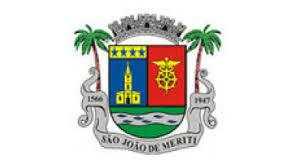 Logo da entidade PREFEITURA MUNICIPAL DE SÃO JOÃO DE MERITI