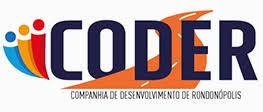 Logo da entidade COMPANHIA DE DESENVOLVIMENTO DE RONDONÓPOLIS - CODER