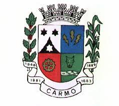 Logo da entidade PREFEITURA MUNICIPAL DE CARMO